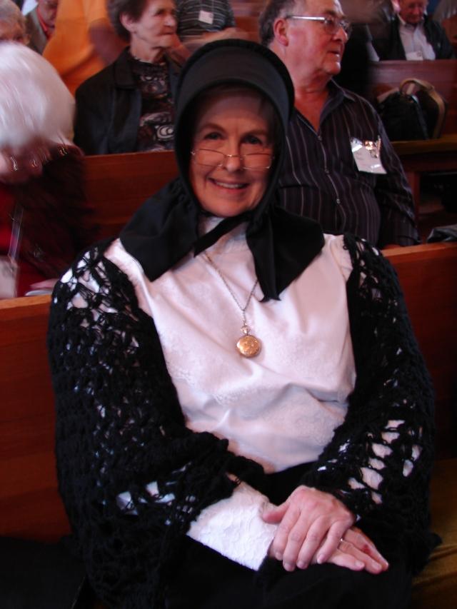 Lola Margaret as Sarah