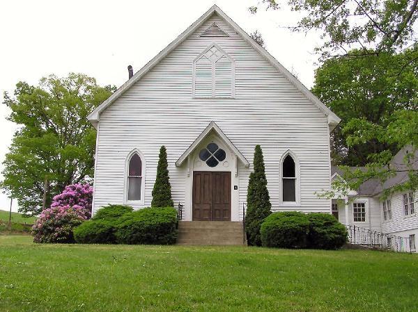 Rock spring church