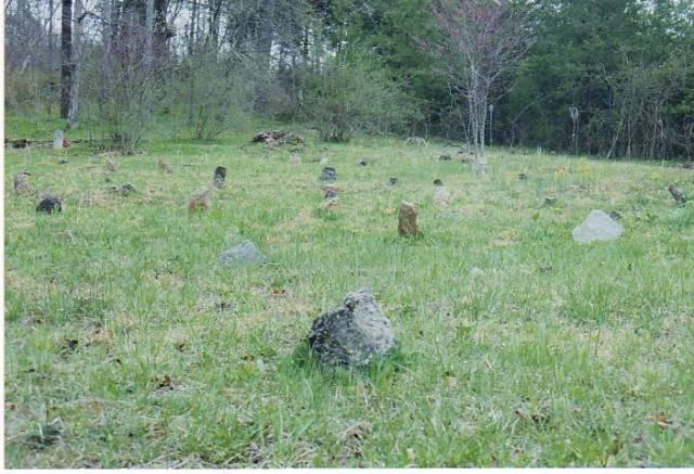 Speaks cemetery