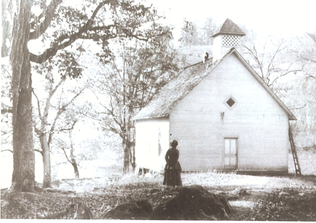 Speaks chapel 1910